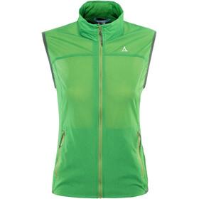 Schöffel L1 Windbreaker Vest Women mint green